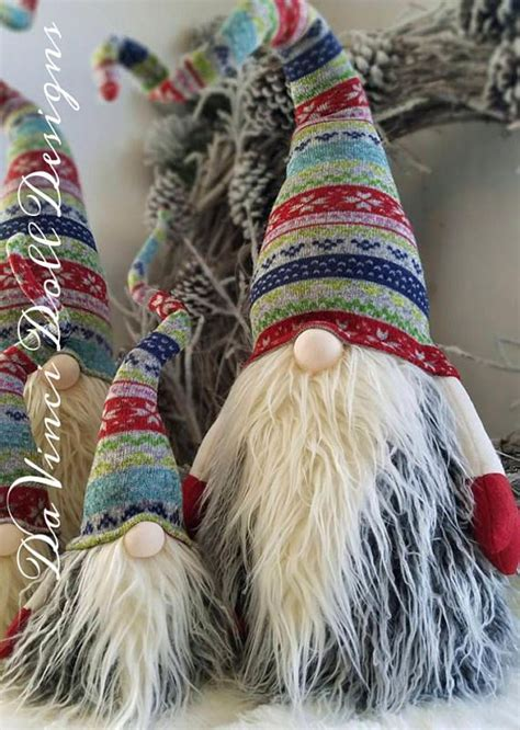 The 25+ best Christmas gnome ideas on Pinterest | Gnomes