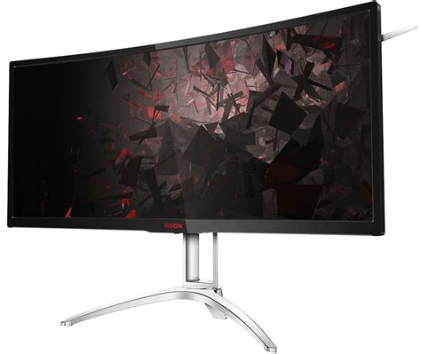 AOC preps 35-inch curved monitor with 200Hz refresh rate