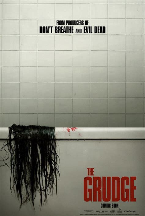 The Grudge reboot new poster is asking for a clog