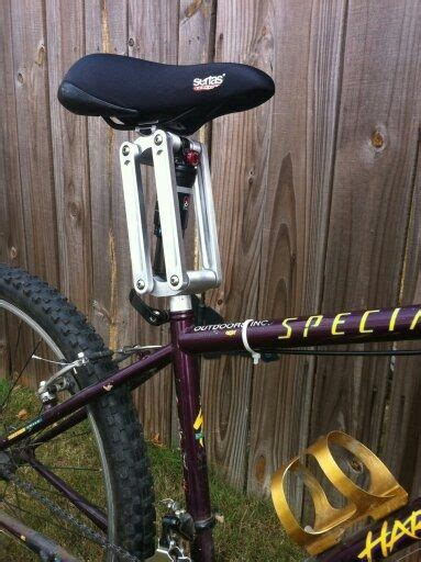 Is a suspension seat posts a good alternative to a full