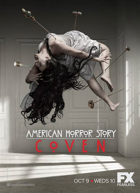 American Horror Story: Coven: Check Out the Creepy New