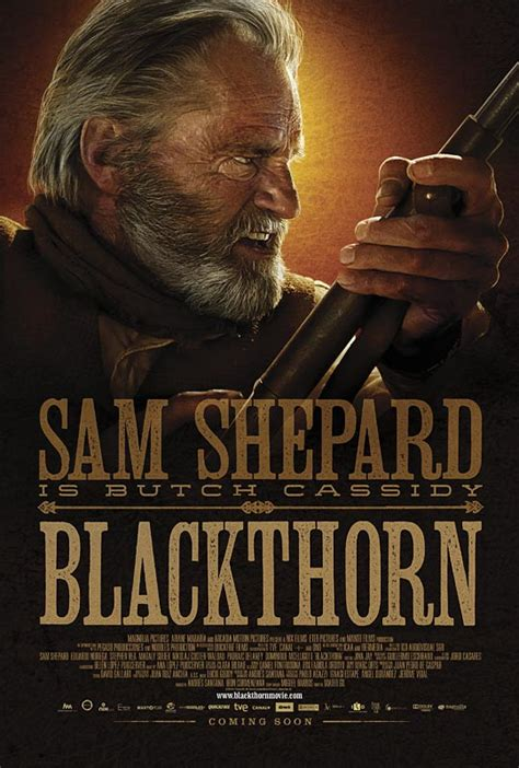 'Blackthorn' Trailer & Poster: Sam Shepard Is Butch Cassidy
