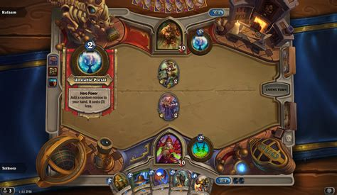 Hearthstone: Heroes of Warcraft — The League of Explorers