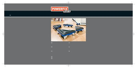 Powerfix KH 2910 User Manual | 44 pages