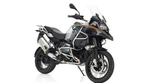 2015 BMW R 1200 GS Adventure Review - Top Speed