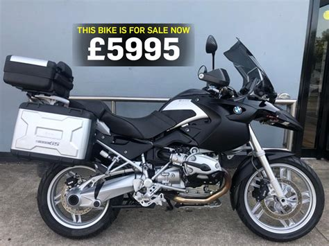 Bike of the day: BMW R1200GS   MCN