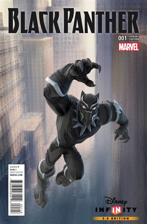Preview: BLACK PANTHER #1 - Comic Vine