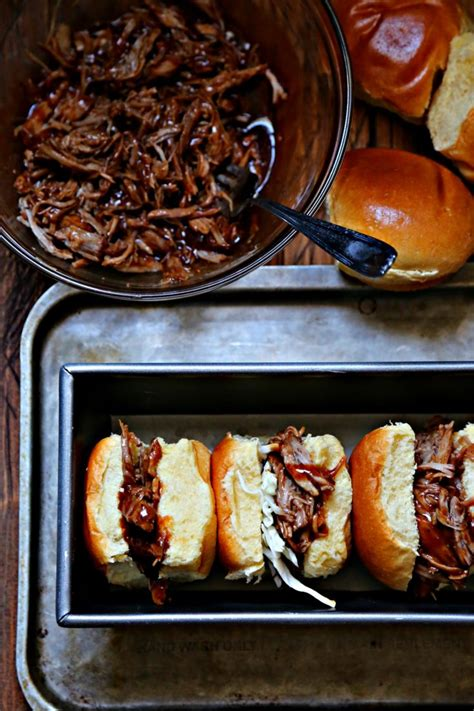 Instant Pot BBQ Pulled Pork - bell' alimento